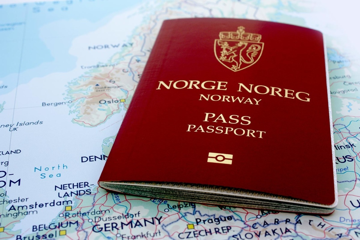 Norweski paszport